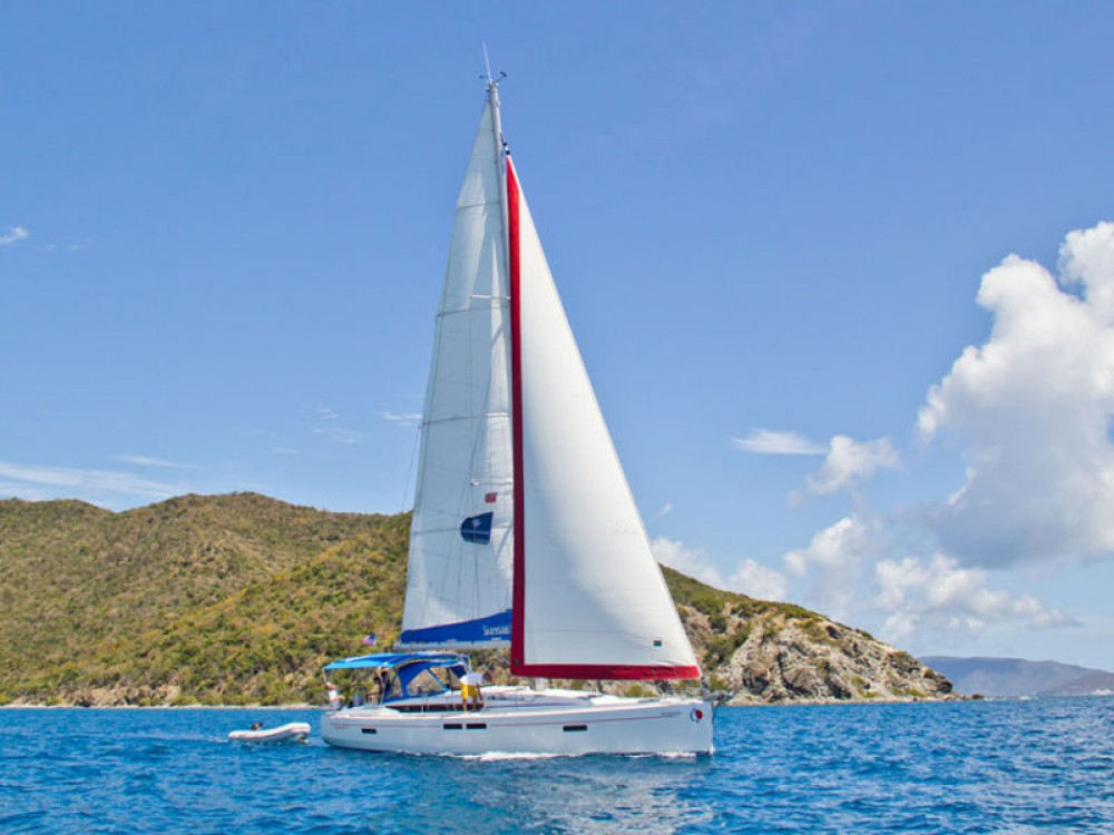 Boat rental Jeanneau Sunsail 47/3 in  on Samboat