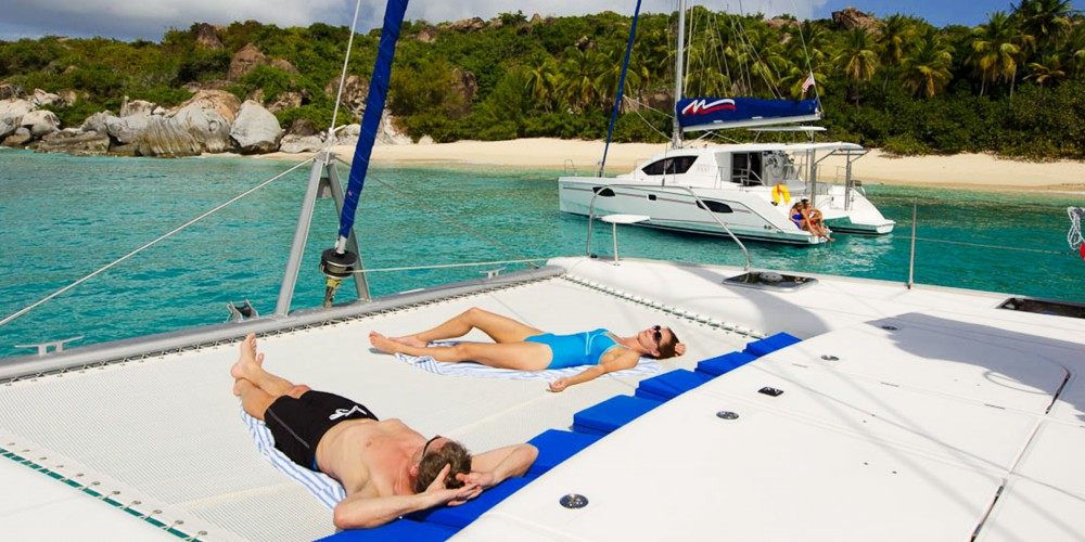 Boat rental Leopard Moorings 3900 in Marina Gouvia on Samboat