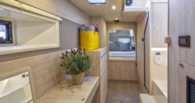 Rental Catamaran in  - Leopard Moorings 433 PC