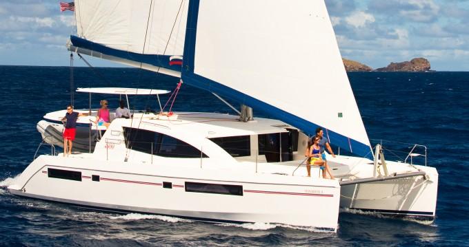 Boat rental Road Town cheap Moorings 4800