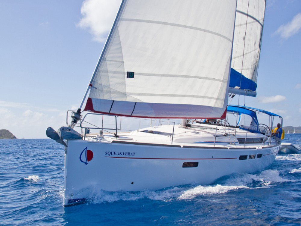 Hire Sailboat with or without skipper Jeanneau Castries