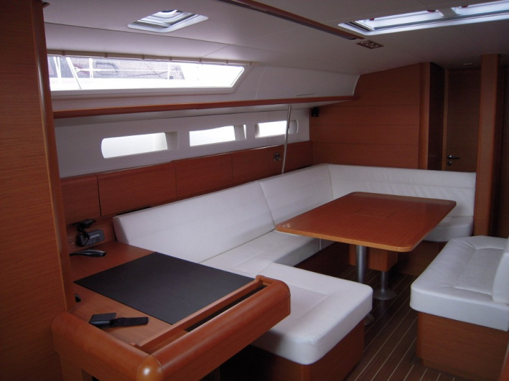 Rental Sailboat in Castries - Jeanneau Sunsail 51