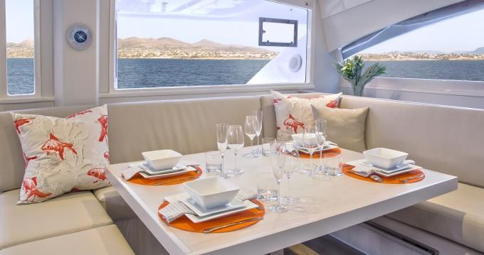 Boat rental Placentia Village cheap Moorings 4800