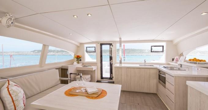 Boat rental Placentia Village cheap Sunsail 404