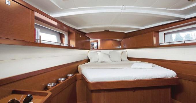 Rental yacht Gouvia - Bénéteau Moorings 45.4 on SamBoat