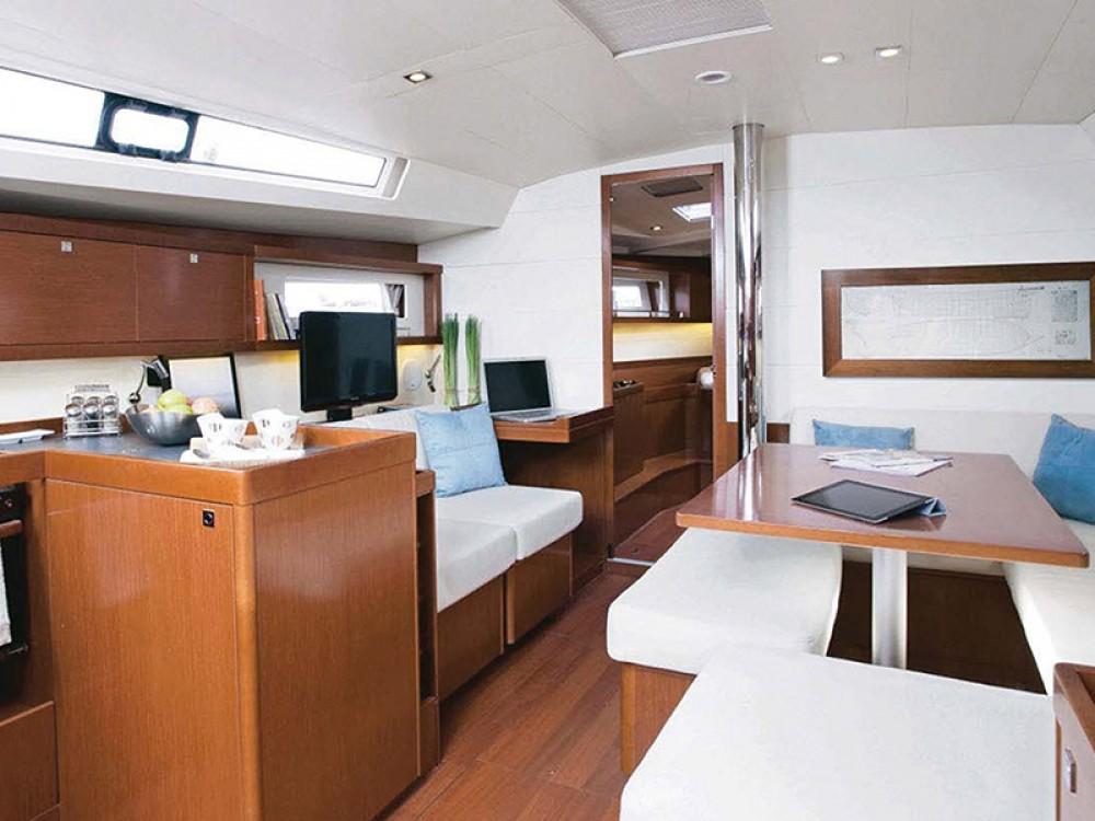 Boat rental  cheap Moorings 45.4