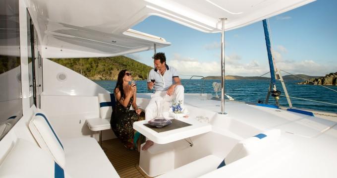 Rental Catamaran in Eden Island - Leopard Moorings 4800