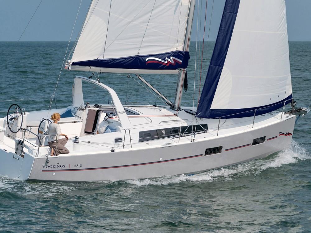 Boat rental Road Town cheap Moorings 382