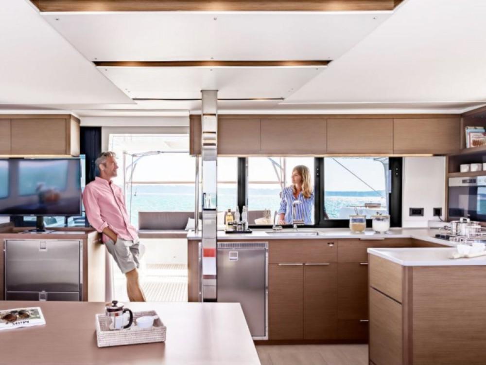 Rental yacht  - Lagoon Sunsail 46 Cat on SamBoat