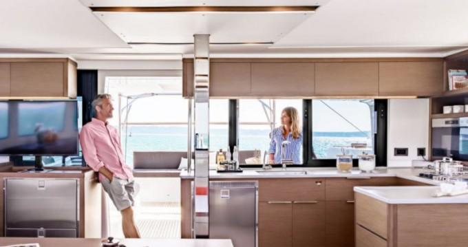 Rental yacht Road Town - Lagoon Sunsail 46 Cat on SamBoat