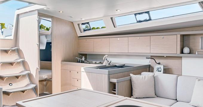 Boat rental Gouvia cheap Moorings 45