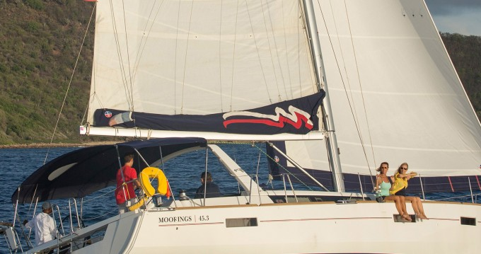 Hire Sailboat with or without skipper Bénéteau Rodney Bay
