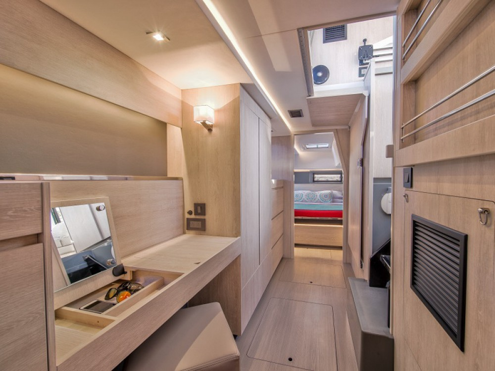 Catamaran for rent Saint Martin at the best price