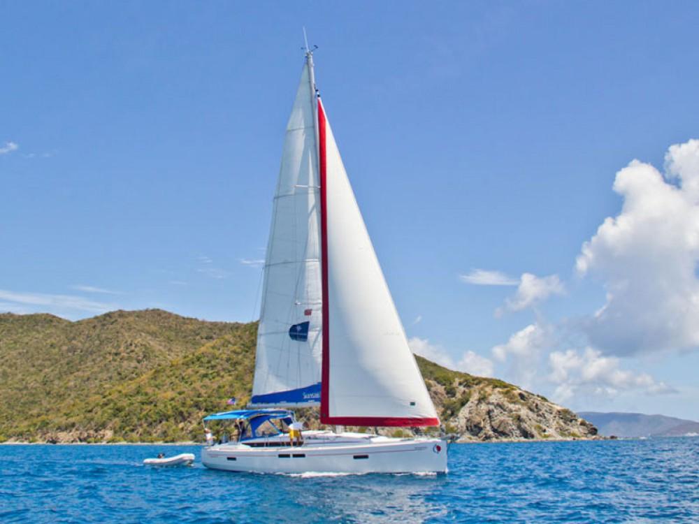 Rent a Jeanneau Sunsail 47/3 Antigua and Barbuda