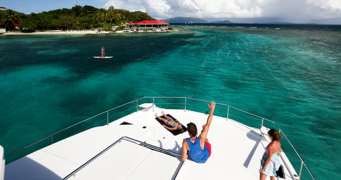 Hire Motorboat with or without skipper Leopard Eden Island