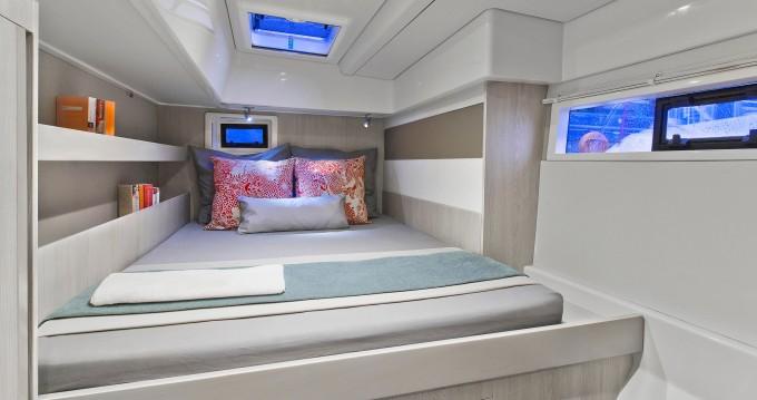 Rental Motorboat in Eden Island - Leopard Moorings 514 PC