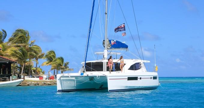Rental Catamaran in Gouvia - Leopard Moorings 4800