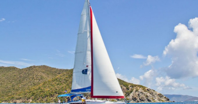 Jeanneau Sunsail 47 between personal and professional Marina