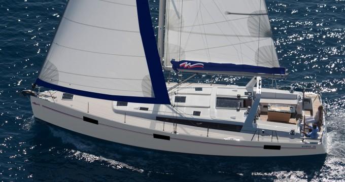 Rental Sailboat in Rodney Bay - Bénéteau Moorings 48.4