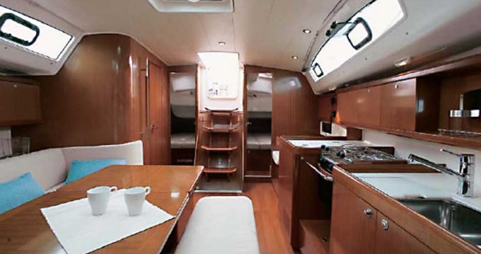 Sailboat for rent Saint George at the best price