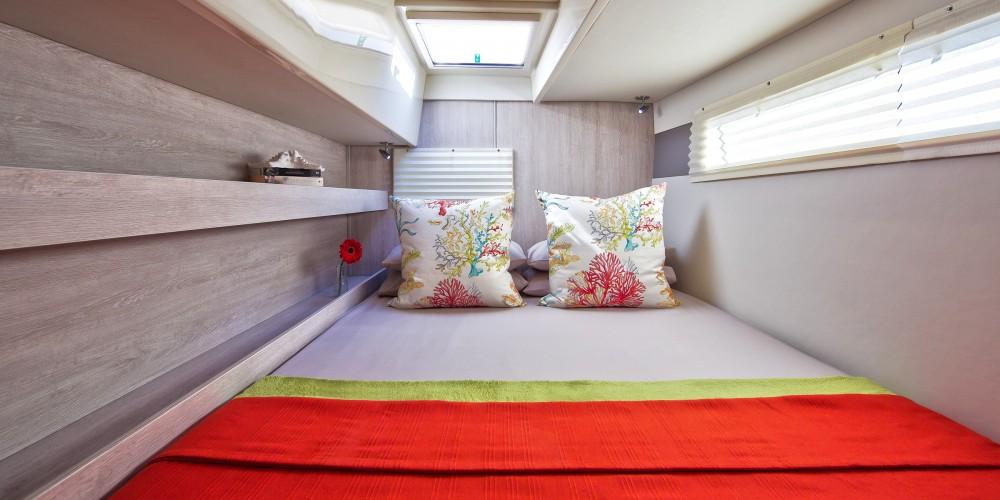 Rental Catamaran in Castries - Leopard Moorings 4000/3