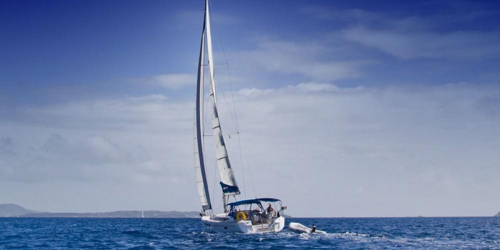 Rental Sailboat in Marigot - Jeanneau Moorings 51.4