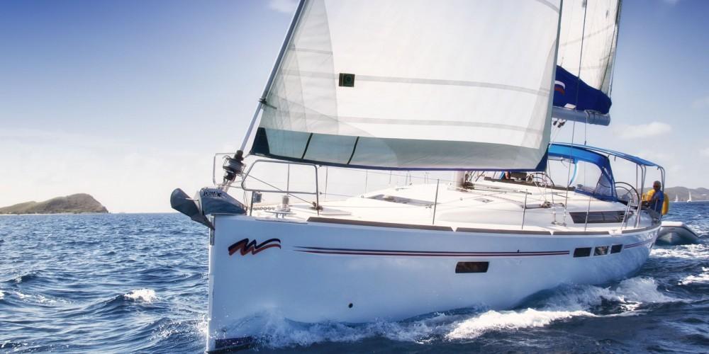 Boat rental Marigot cheap Moorings 51.4