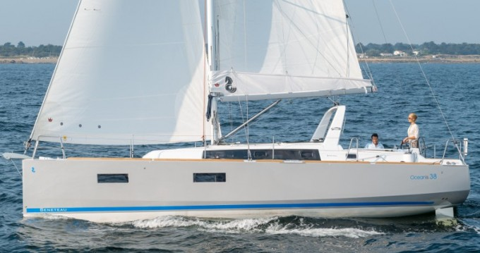 Boat rental Jeanneau Sunsail 38 in Lefkada (Island) on Samboat