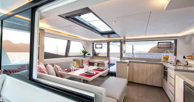 Boat rental Leopard Sunsail 454L-10 in Gouvia on Samboat