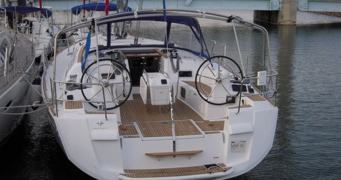 Boat rental Jeanneau Sunsail 51 in Procida on Samboat