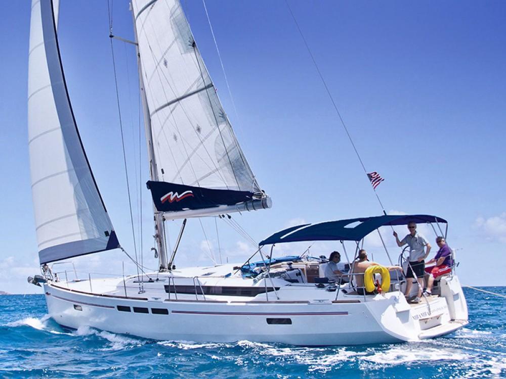 Boat rental Jeanneau Moorings 51.4 in Marina do Engenho on Samboat