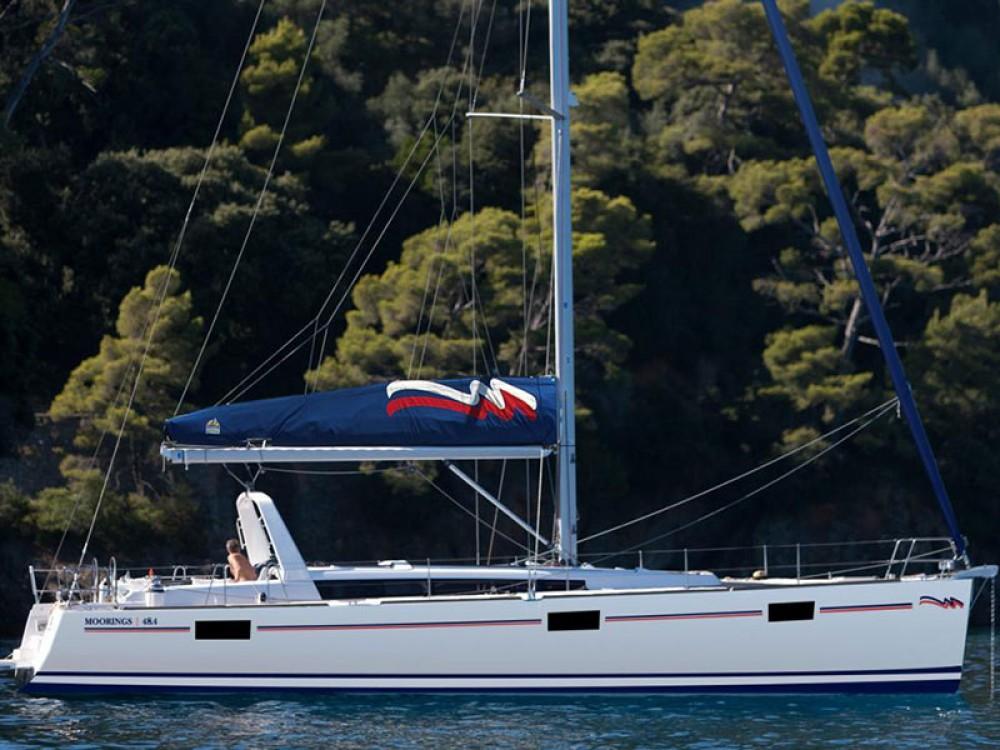 Boat rental Marina Gouvia cheap Moorings 48.4