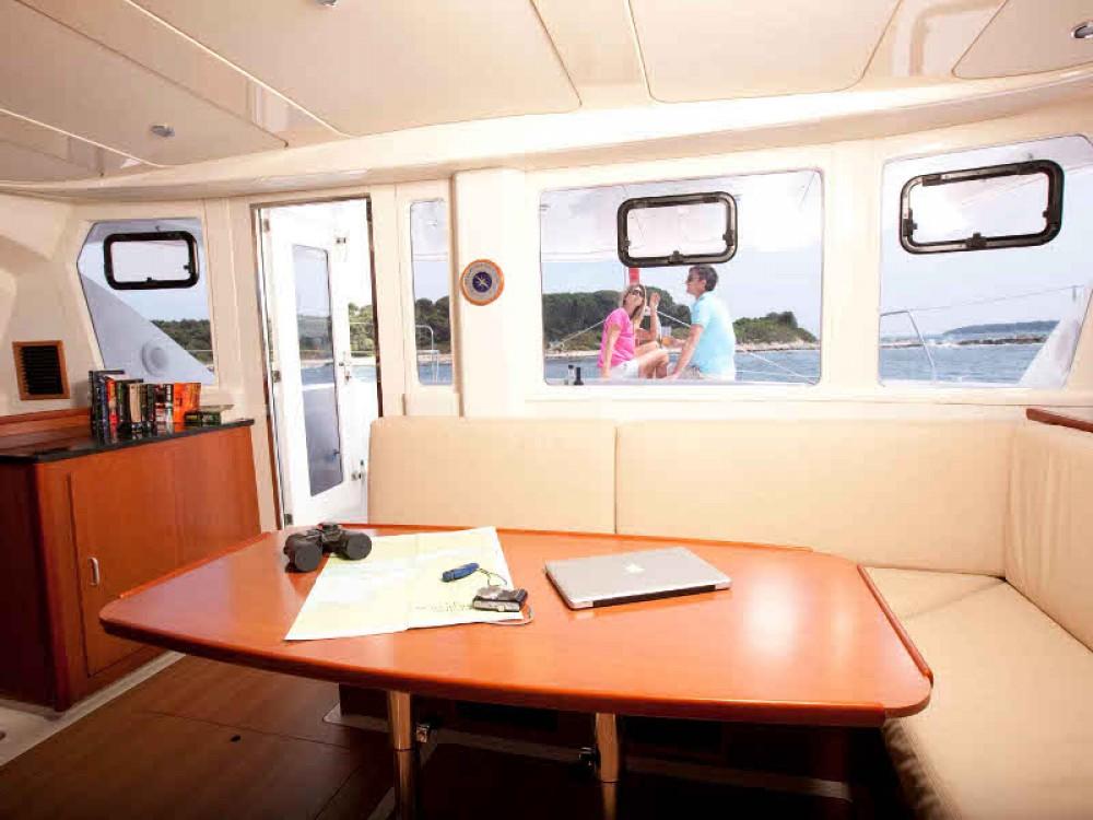 Boat rental  cheap Sunsail 444