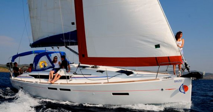 Boat rental Dubrovnik cheap Sunsail 41