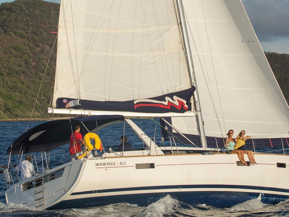 Rental yacht Road Town - Bénéteau Moorings 45.3 on SamBoat