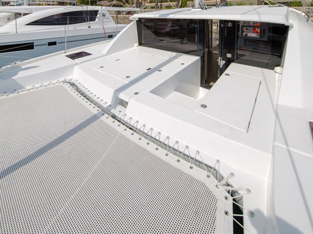 Rental Catamaran in Palma - Leopard Sunsail 404