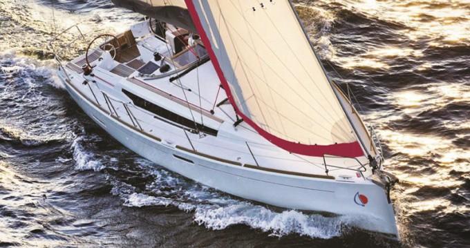 Boat rental Lefkada (Island) cheap Sunsail 38