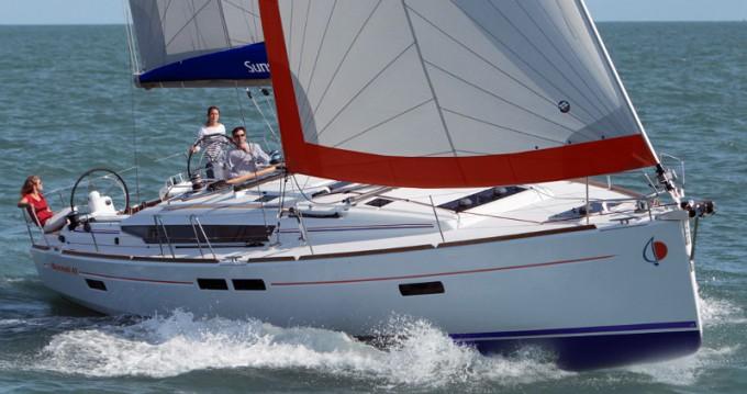 Boat rental Jeanneau Sunsail 47/3 in Municipal Unit of Lefkada on Samboat