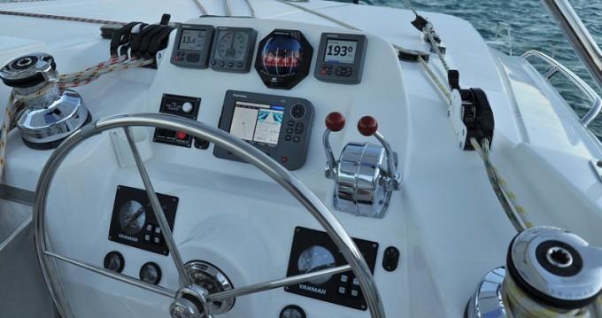 Boat rental Marina cheap Sunsail 444