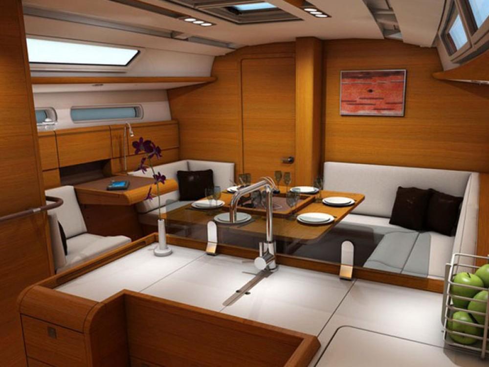 Rental Sailboat in Marina Naviera Balear - Jeanneau Sunsail 41