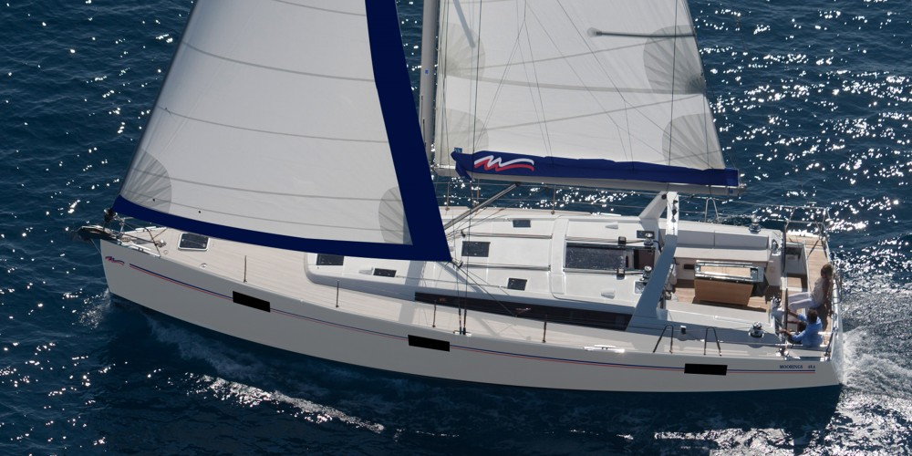Bénéteau Moorings 48.4 between personal and professional