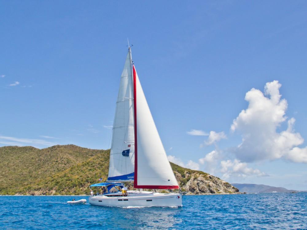 Boat rental Jeanneau Sunsail 47 in Marina Gouvia on Samboat