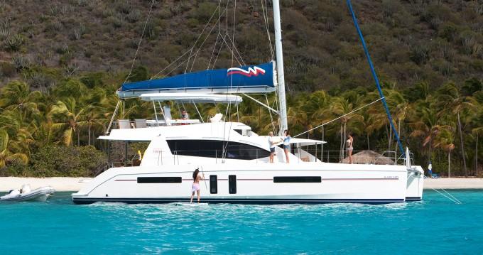 Boat rental Leopard Moorings 5800 in Eden Island on Samboat
