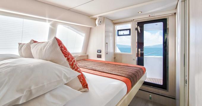 Rental yacht Eden Island - Leopard Moorings 5800 on SamBoat