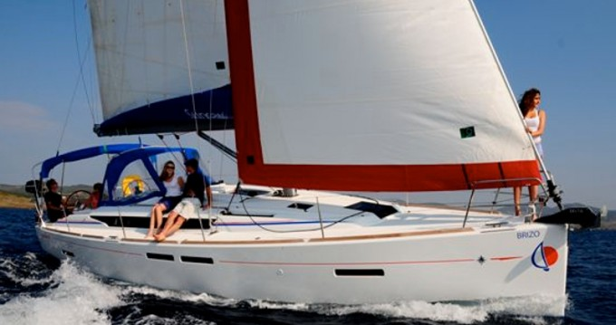 Jeanneau Sunsail 41 between personal and professional Rodney Bay