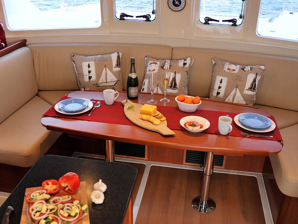 Rental yacht Marina Gouvia - Leopard Moorings 394 PC on SamBoat