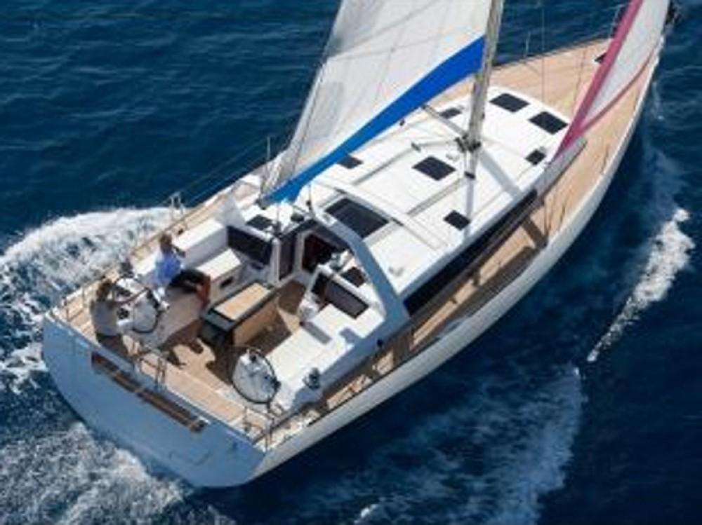 Rental yacht Tropea - Bénéteau Oceanis 48 on SamBoat