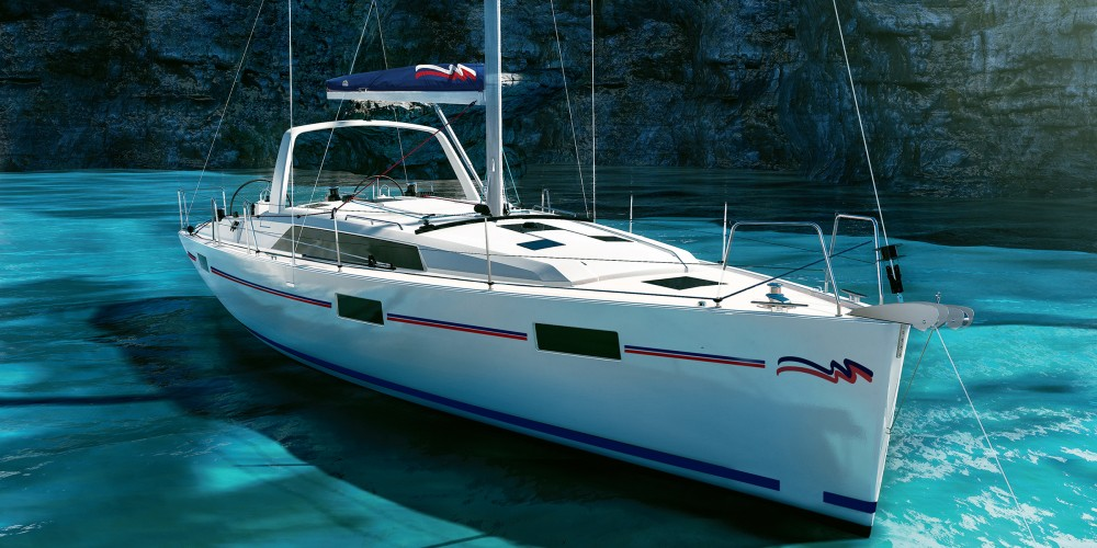 Rental yacht  - Bénéteau Moorings 42.1 on SamBoat