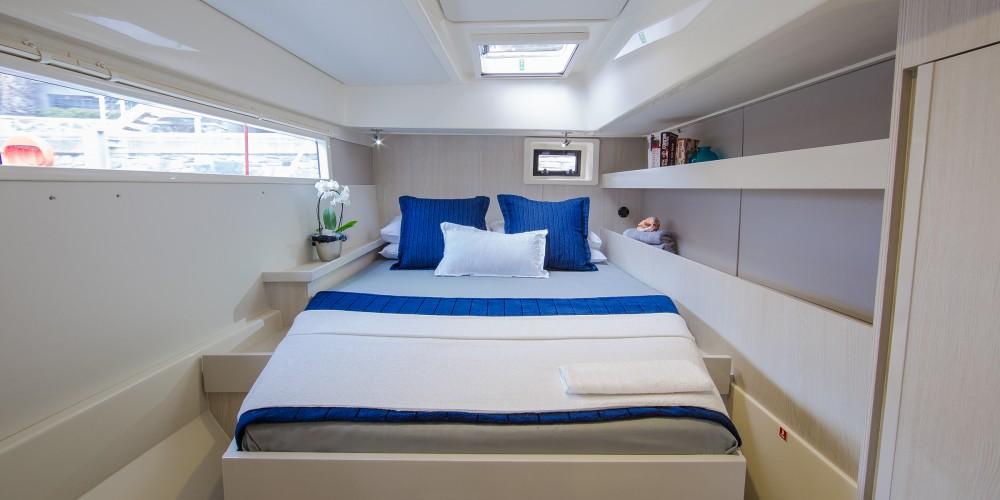 Rental yacht Marina - Leopard Moorings 4800 on SamBoat