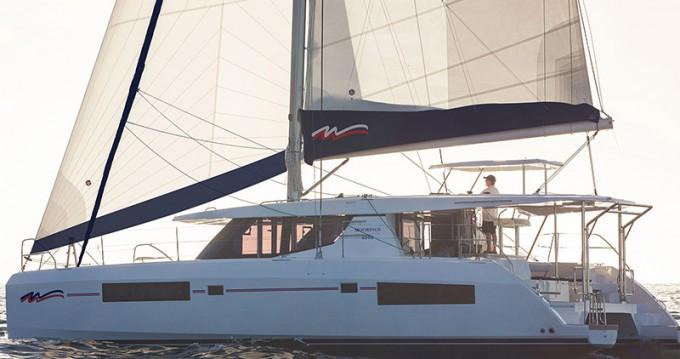 Rental Catamaran in Road Town - Leopard Moorings 4500